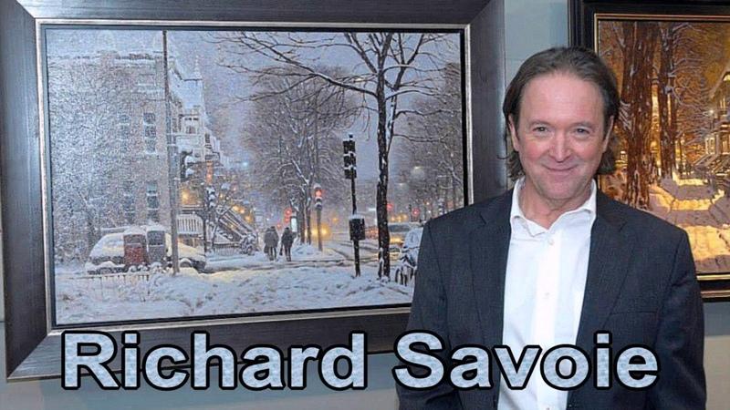 художник Richard Savoie