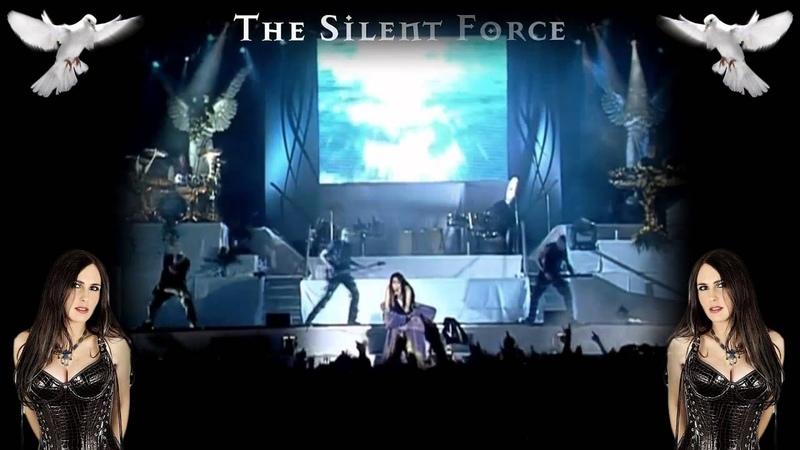 Within Temptation Aquarius The Silent Force Tour