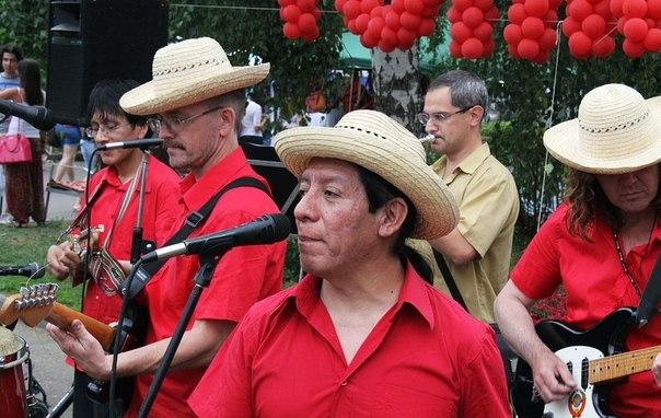 12.04 Amigos de Corazon в Старом Чемодане!