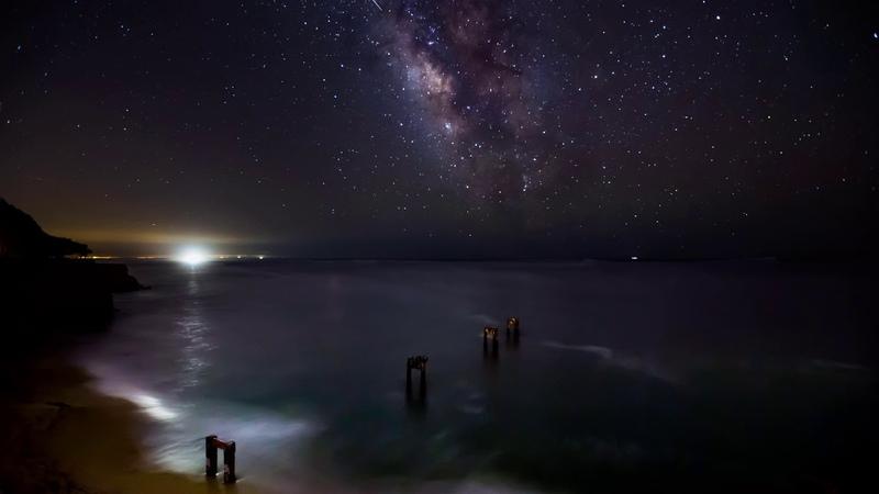 Night sky (Atmospheric BreaksBreaksBeatsProgressive Breaks)