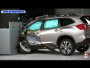 Краш тест новинки Subaru Ascent 2019