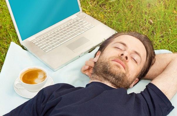 Как перезагрузить мозг с помощью кофе →