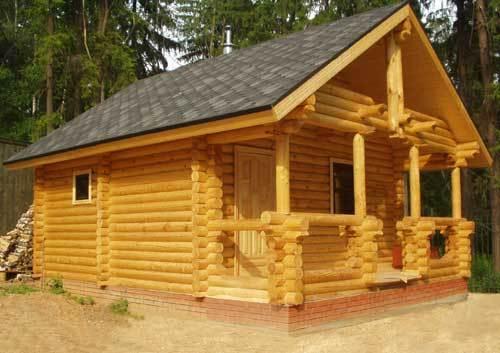 Традиционный русский дом, отвечающий всем современным требованиям в плане теплоизоляции, звуконепроницаемости
