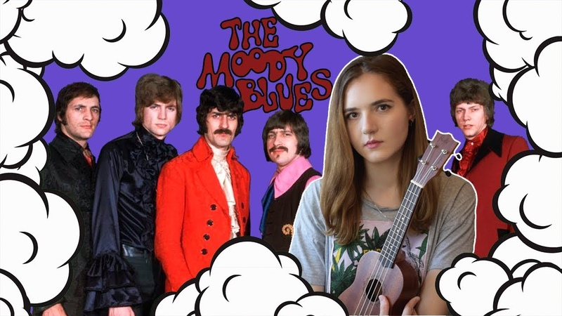 NIGHTS IN WHITE SATIN |THE MOODY BLUES COVER | NADIA SPERO