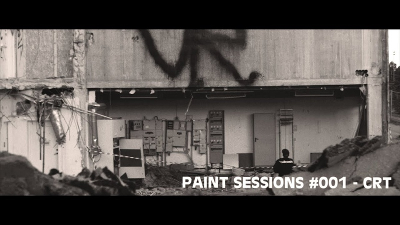 CRT x FIRE EXTINGUISHER x PAINT SESSIONS 001