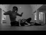 Contact Improvisation Lucie Klosova & Anna Paola Desiderio