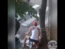 Джип сбил женщину с коляской в Туапсе
