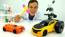 Трансформеры Игрушки Новые колеса Бамблби. Мультики для мальчиков