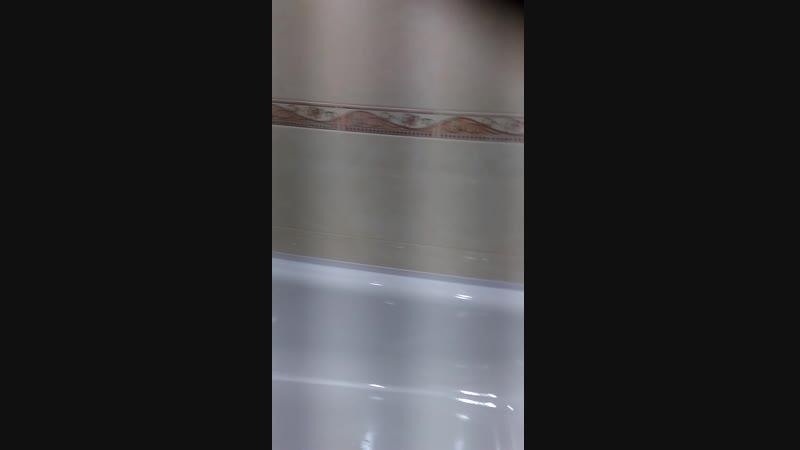 Ванная комната на ул. Галии Кайбицкой 5