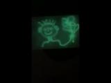 Планшет Рисуй светом Чудо-Люда