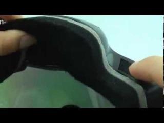 Горнолыжные очки/маска с камерой 720P HD