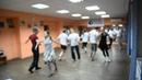 Народный танец. Кадриль Folk dance. Quadrille.