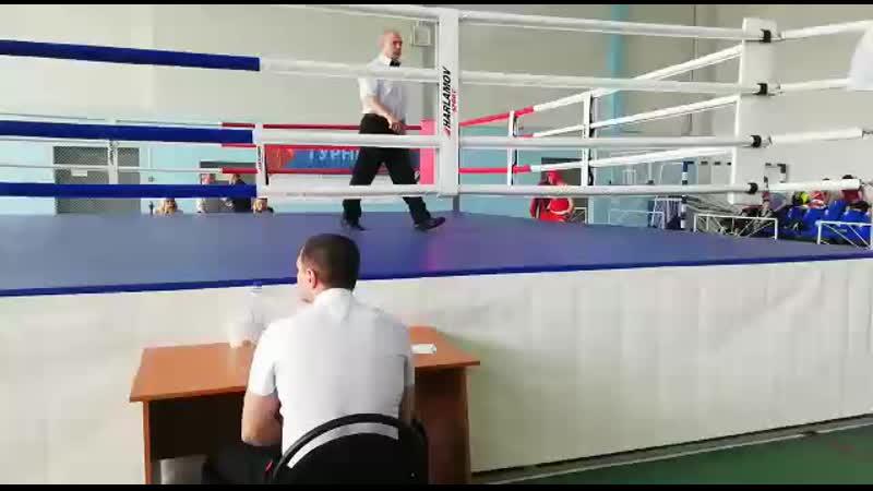 Ващенко Арсений, финал
