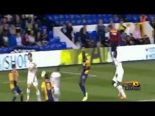Erik Lamela Amazing Rabona Goal vs Asteras Tripolis