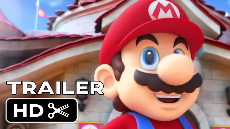 Super Mario Bros.: The Movie (2019) Teaser Trailer 1 - Illumination Animated Nintendo Kids Movie
