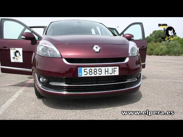Renault Grand Scenic рено гранд сценик минивэн компактвэн