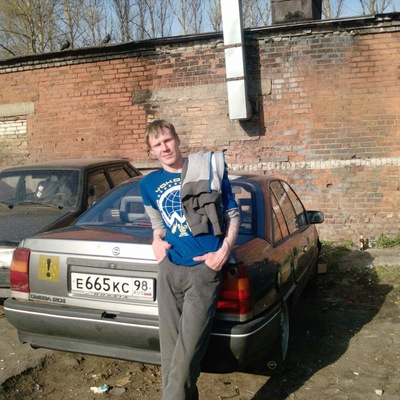 Корсак Виталий, 13 мая 1984, Санкт-Петербург, id153174314