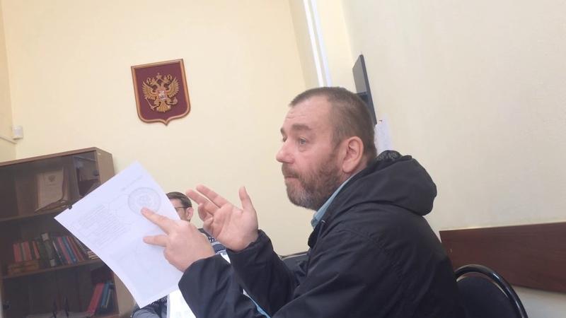 Граждане СССР спрашивают с судьи РФ Пермь