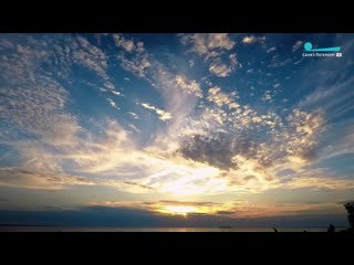 Петербург в лучах солнца