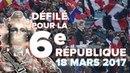 Предвыборный ролик Жан Люка Меланшона 18 MARS 2017