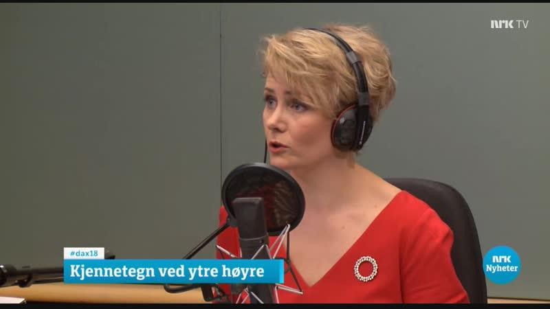 Ekstremisme og Fake News Debatt - Dagsnytt Atten NRK
