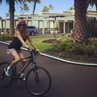 "Goldie Hawn on Instagram Aloha 🍍🚴🏼"""