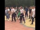 Флэшмоб с инструктором Амирой Рахметовой 👍👍👍 флэшмоб здоровыйобразжизни флэшмобы флэшмоб здоровыйты танцысамиройрахметовойв