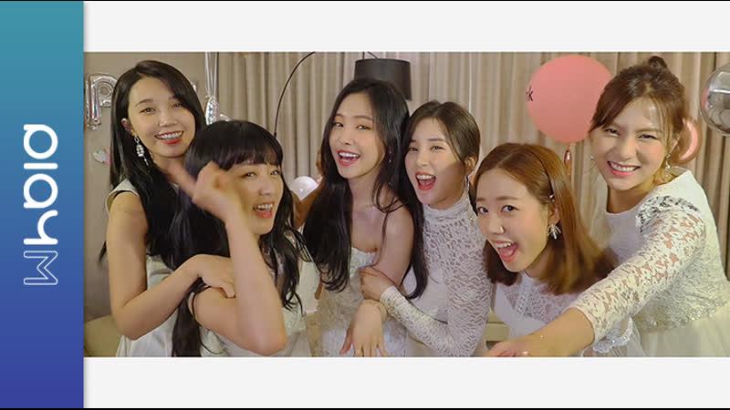 [RUS] Apink 8th Anniversary D/S Everybody Ready? MV