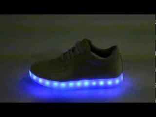 YIFANG WANG x SAMUEL YANG Simulation led shoes | TEST