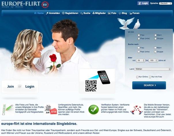 Flirten online ohne registrierung