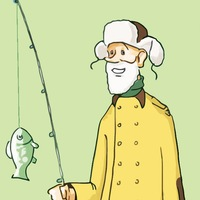 Рыбак Сэм