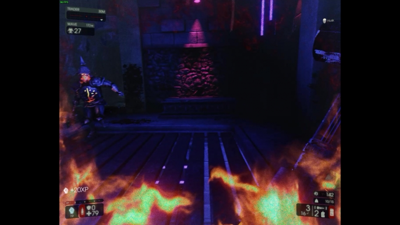 Killing Floor 2 Husk Wave Take 2