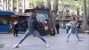 STREET FOLK DANCES. TBILISI. GEORGIA. ГРУЗИНСКИЕ ТАНЦЫ НА ПЛОЩАДИ СВОБОДЫ 2018-04-22