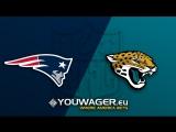 Week 02 16.09.2018 NE Patriots @ JAX Jaguars