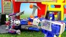 Роботы Трансформеры – Кто починит Оптимуса Прайма? – Игры для мальчиков.