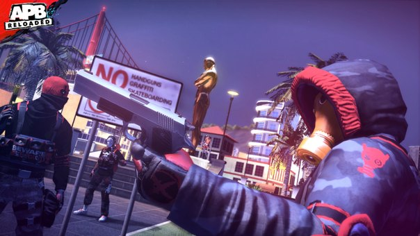 APB Reloaded News