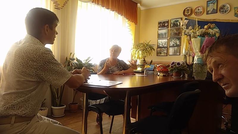 посещение балковского сельского совета по вопросам реконструкции водовода