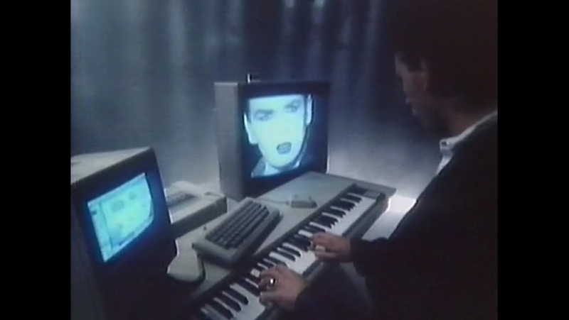 Gary Numan Bill Sharpe – Change Your Mind (1985) » Freewka.com - Смотреть онлайн в хорощем качестве