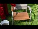 Очиститель серого налета на древесине LEINOS Арт 940. Для очистки уличной мебели и террас