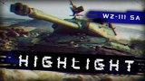 Highlight    WZ-111 model 5A