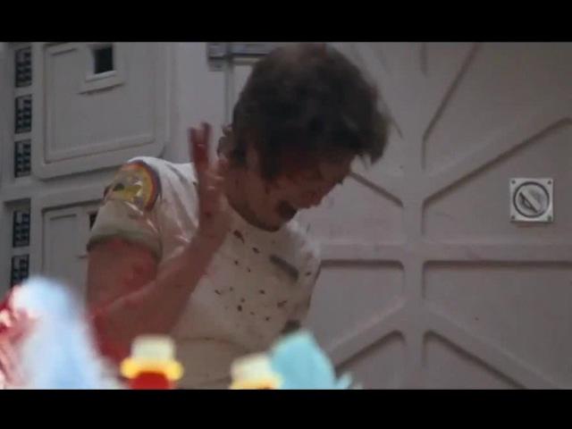 Alien's Deleted Scene - Hello My Baby, Hello My Honey!