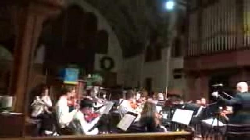 Vivaldi Concerto in Sol Maggiore RV 144 Part I