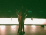 Камерон и Пейтон Лист за кулисами концерта Vampire Weekend 7 августа 2018