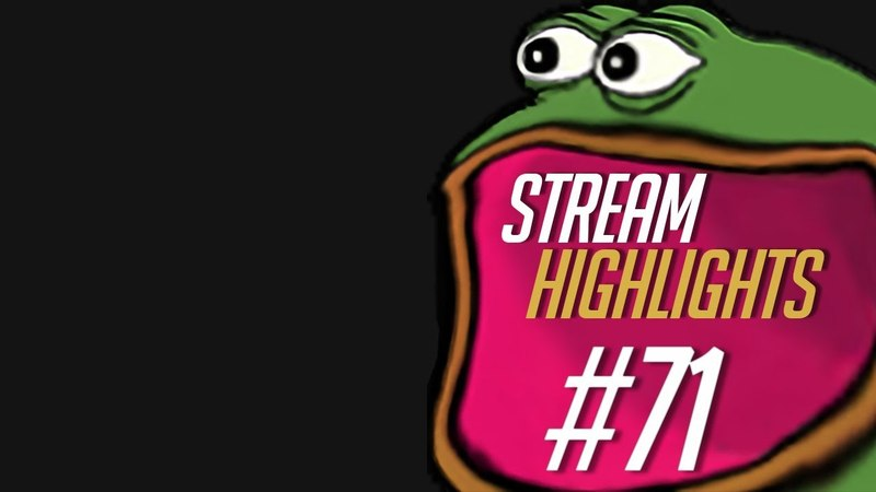 Stream Highlights 71 - Every time you type POGGERS your lifespan decreases by one hour