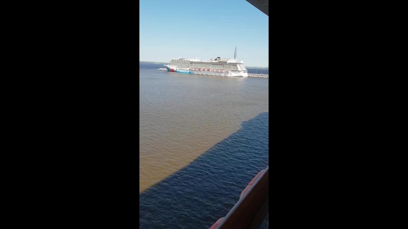 Наша каюта с балконом на лайнере MSC Preziosa