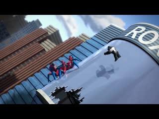 Lego spiderman: vexed by venom - трейлер