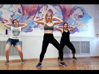 Зумба! Танцы на все группы мышц!