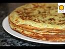 Кабачковые блинчики с сыром Потрясающе вкусные блинчики из кабачков