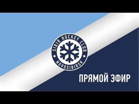 Сибирь - ХК Спартак. Послематчевая пресс-конференция