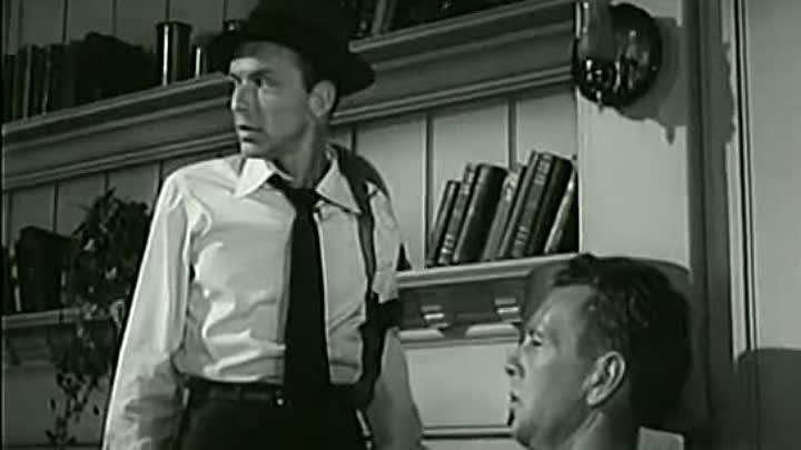 De repente (Suddenly) 1954, Lewis Allen